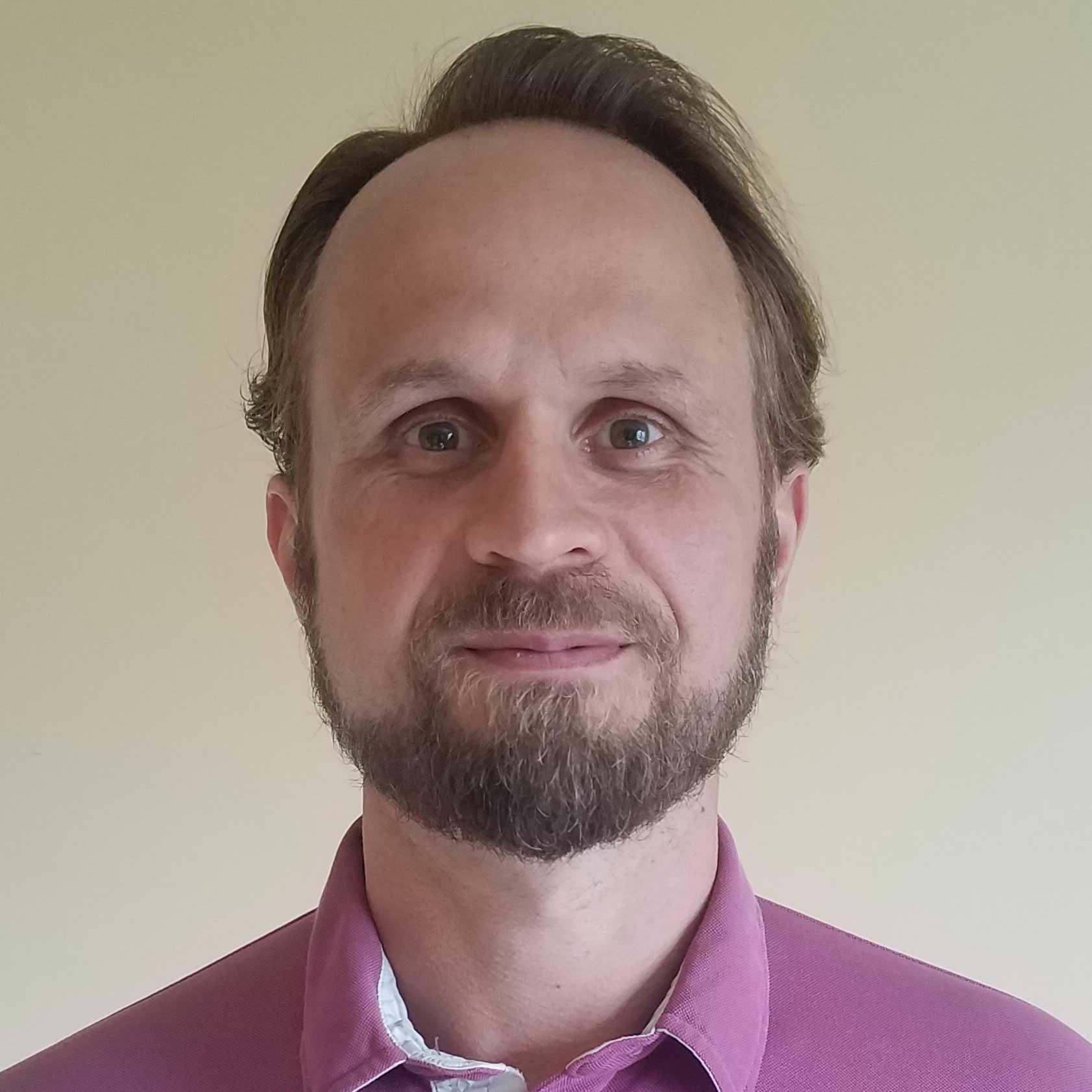 Portrait of Dr Jody E Muelaner