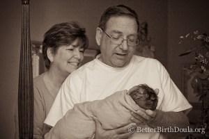 Denton Inanna birth