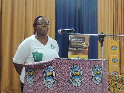 Introducing Better Breed Cameroon at Inaugural Career Day