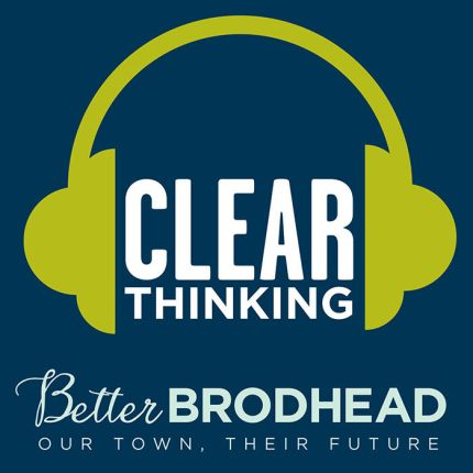 Clear Thinking Podcast Logo