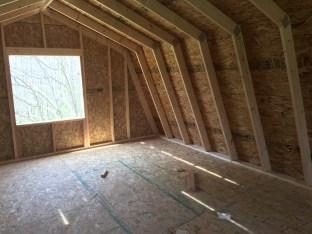 inside 16x24 8'sidewalls