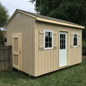 10x14x11 8'sidewalls Barn House
