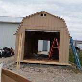 12x20x12 6'sidewalls Barn #2