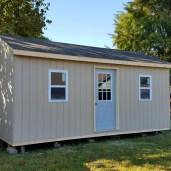 12x20x12 7'sidewalls Barn House