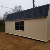 12x24x12 6'sidewalls Barn #2