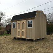 10x12x11 7'sidewalls Barn #1