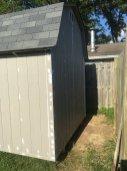 8x12x10 6'sidewalls caulking