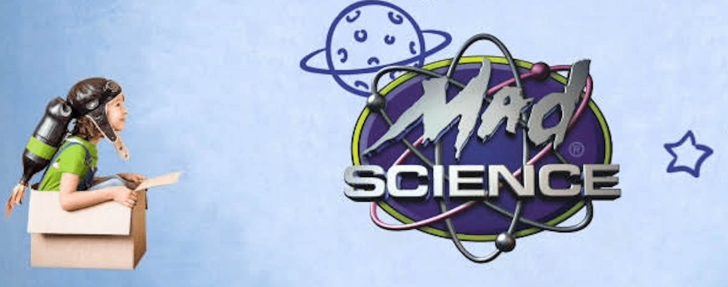 Mad Science of Maine banner