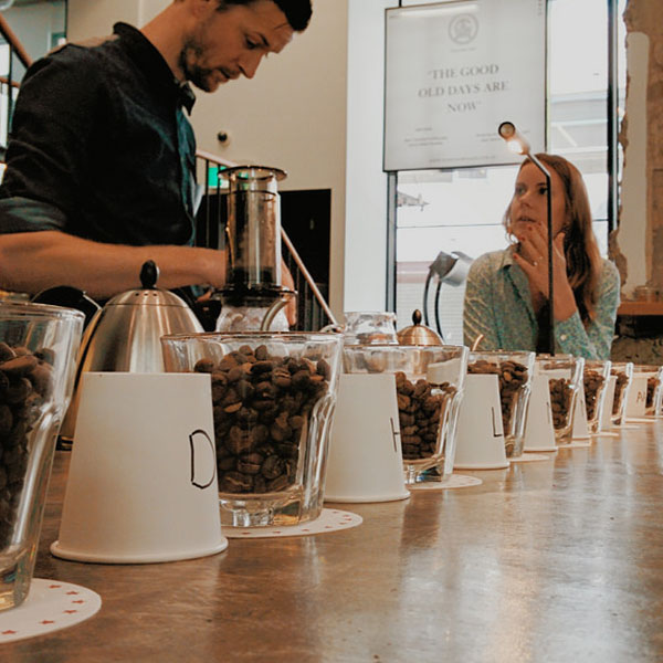 find your taste for better coffee