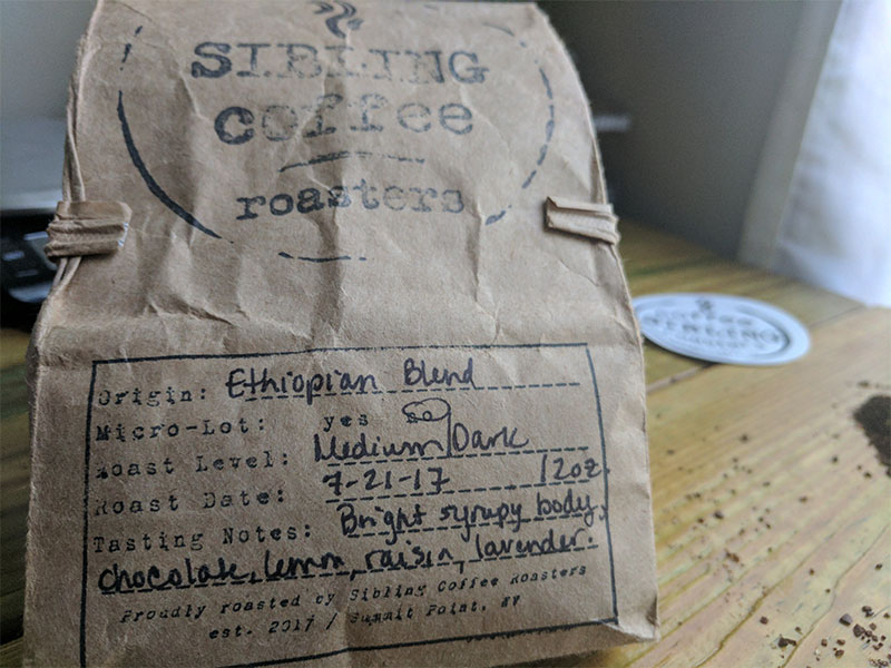 sibling-coffee-roasters bag-label