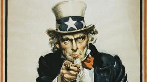 Uncle Sam wants YOU to vote... and keep condo drama to a minimum.