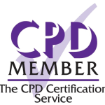 We are a CPD Member.