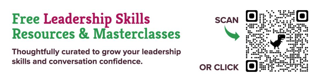 Free Leadership Resources & Masterclasses | Better Conversations