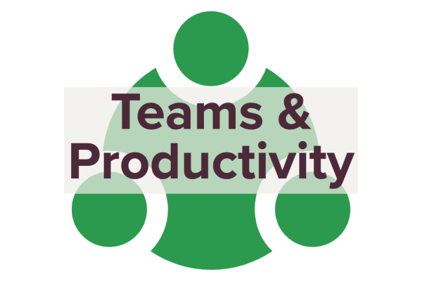 Teams & Productivity — Join Better Conversations