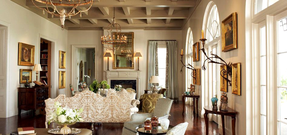 Décor Eye Candy - Feast on These 11 Fabulous Spaces on French Creole Decorating Ideas  id=17540