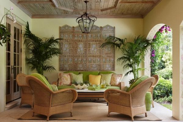 outdoor patio living room Outdoor Entertaining: Quick Garden Makeover Tips to Wow