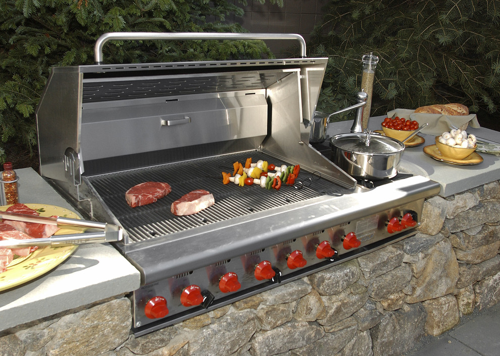 Style Spotters: 7 Garden Patio Must Haves ... on Outdoor Grill Patio id=40010