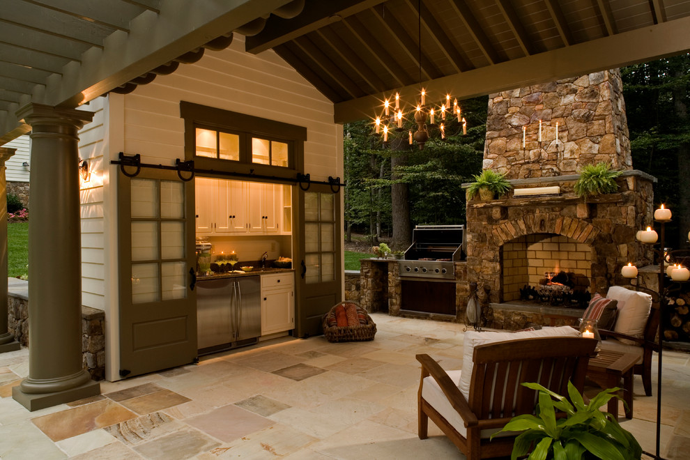 Style Spotters: 7 Garden Patio Must Haves ... on Patio Grilling Area id=73479