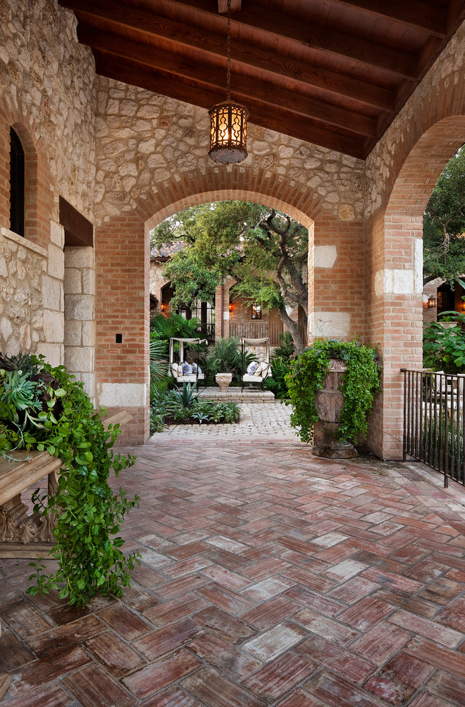 7 of the Best Flooring Trends to Try in 2014 ... on Houzz Backyard Patios  id=50868