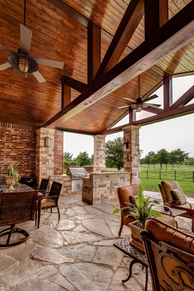 Spring Prep 101: Creating an Outdoor Kitchen ... on Patio Grilling Area id=94220