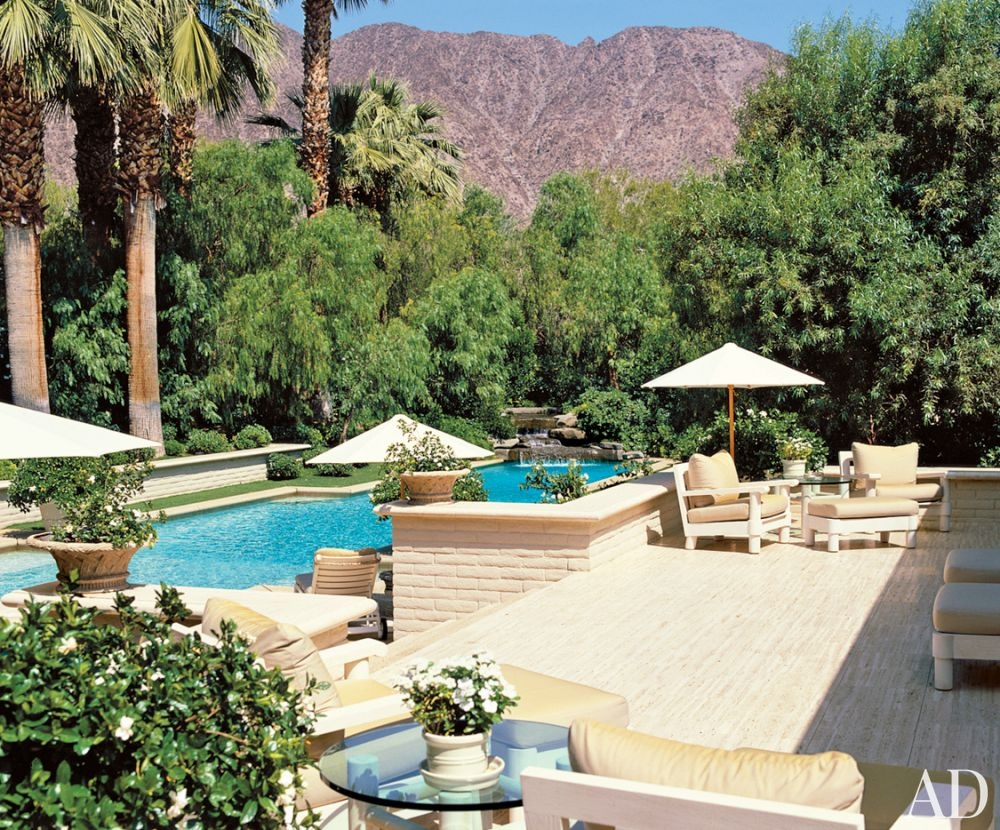 Pool Prep: How to Decorate Your Swimming Pool Patio ... on Patio Ideas Around Pool id=96701