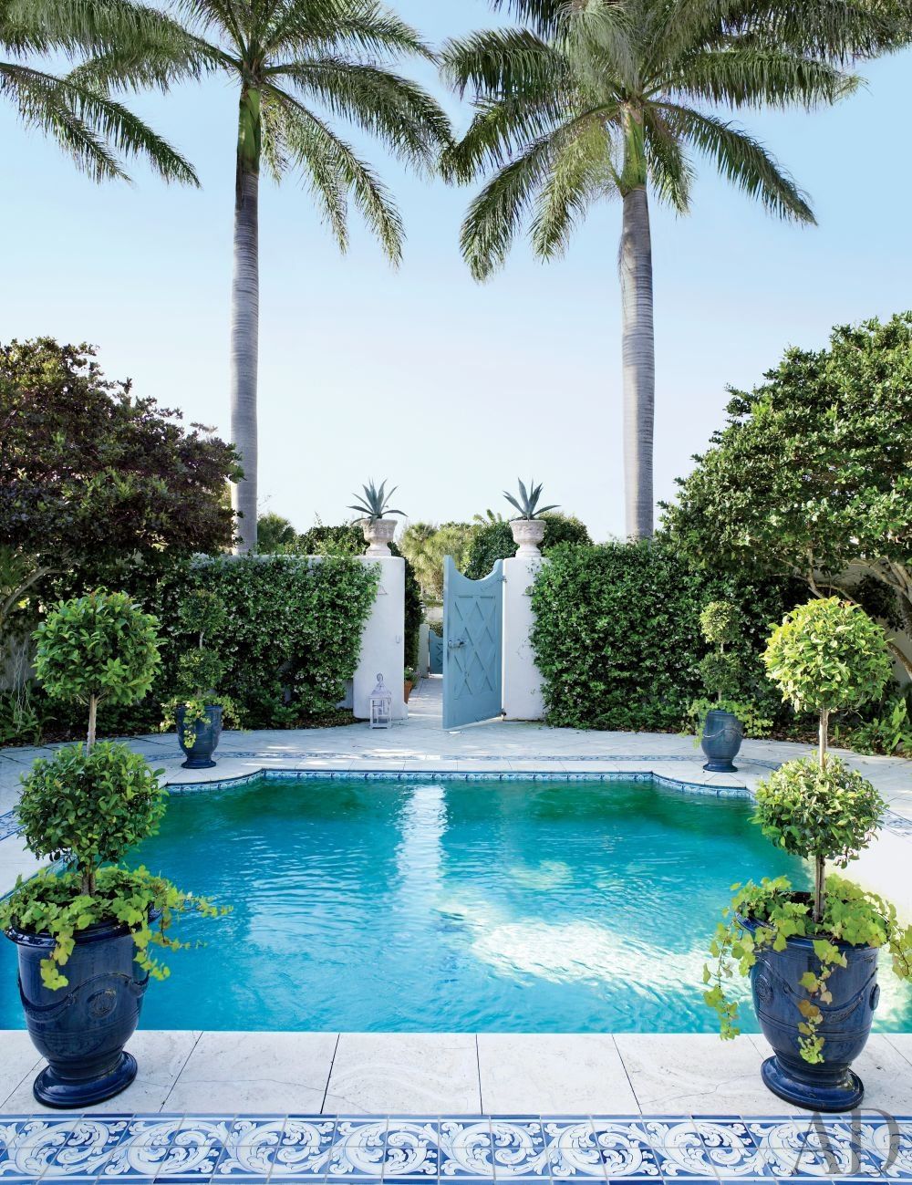 Pool Prep: How to Decorate Your Swimming Pool Patio ... on Patio Ideas Around Pool id=45012