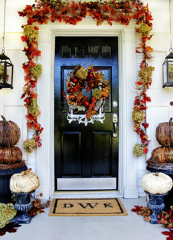 20 Fall Decorations For Your Living Room