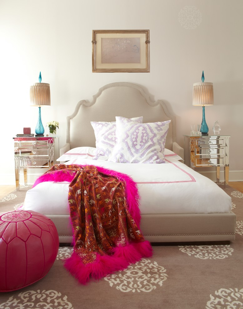 Create a Luxurious Guest Bedroom Retreat On a Budget ... on Room Decore  id=55705