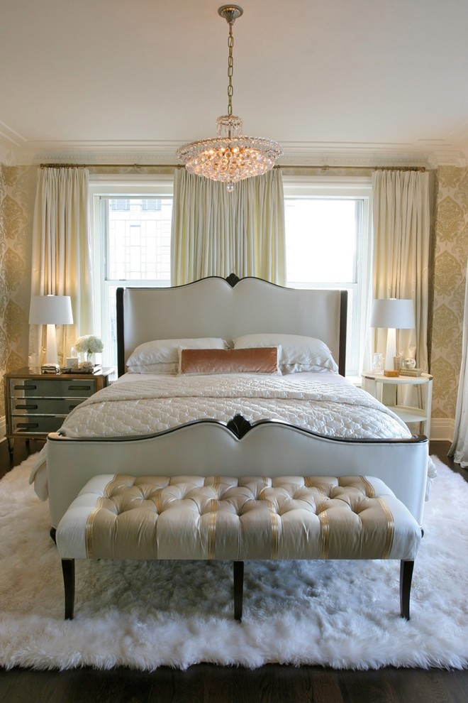 See more ideas about window behind bed, bedroom inspirations, home bedroom. Create a Luxurious Guest Bedroom Retreat On a Budget