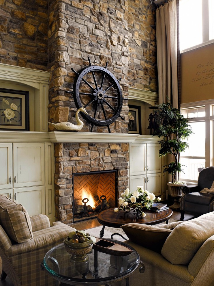 Rustic Luxury - How to Get this New Décor Trend at Home ... on Rustic Traditional Decor  id=43237