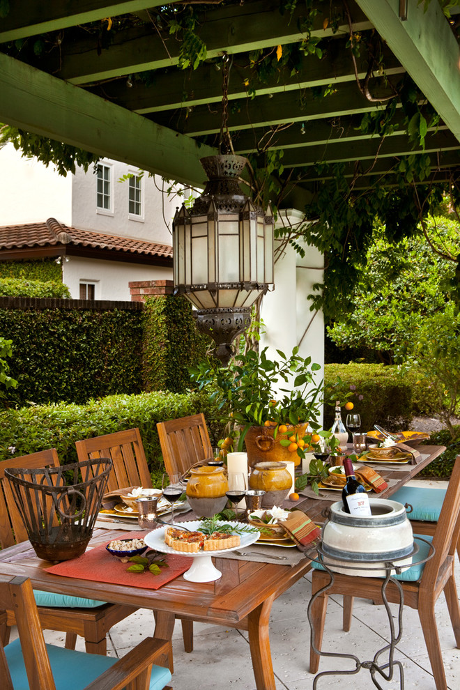 7 Patio Must-Haves for Summer Entertaining ... on Backyard Table Decor id=89262
