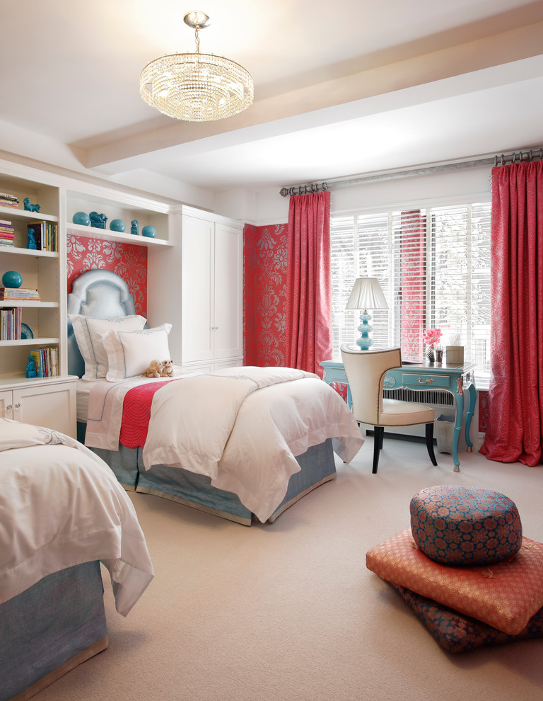 How to Brighten Up a Bad View with Window Blinds, Curtains ... on Beautiful Girls Room  id=26451