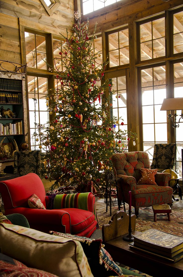10 Cozy Homes You'll Want to Snuggle in This Winter ... on Pictures For Room Decor  id=24675