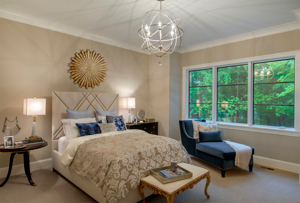 7 Home Staging Tricks Designers Use for a Quick House Sale ... on Bedroom Wall Decor  id=68700