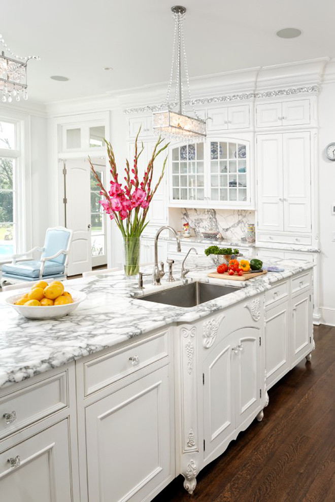 Dream Kitchen - Cook Up a Storm In these 7 Glamorous ... on Countertop Decor  id=81906