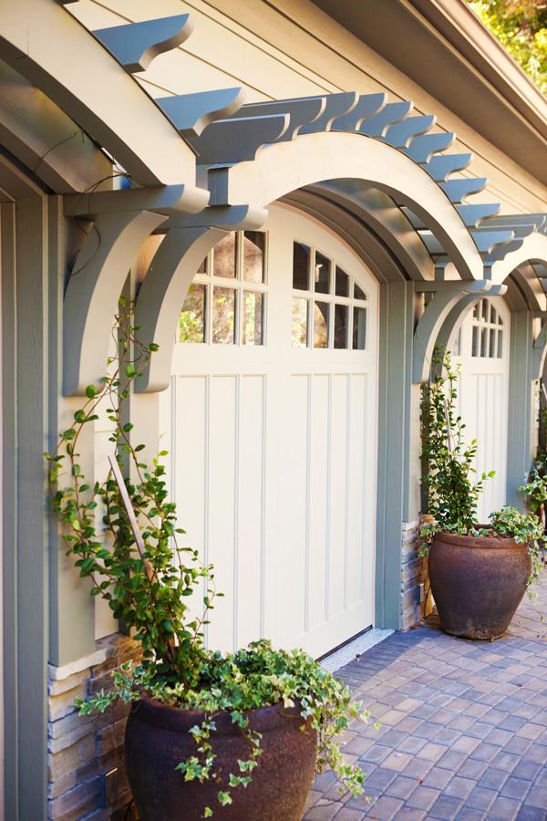 7 Easy Garage Door Makeover Ideas to Boost Your Home's ... on Garage Door Ideas  id=18584