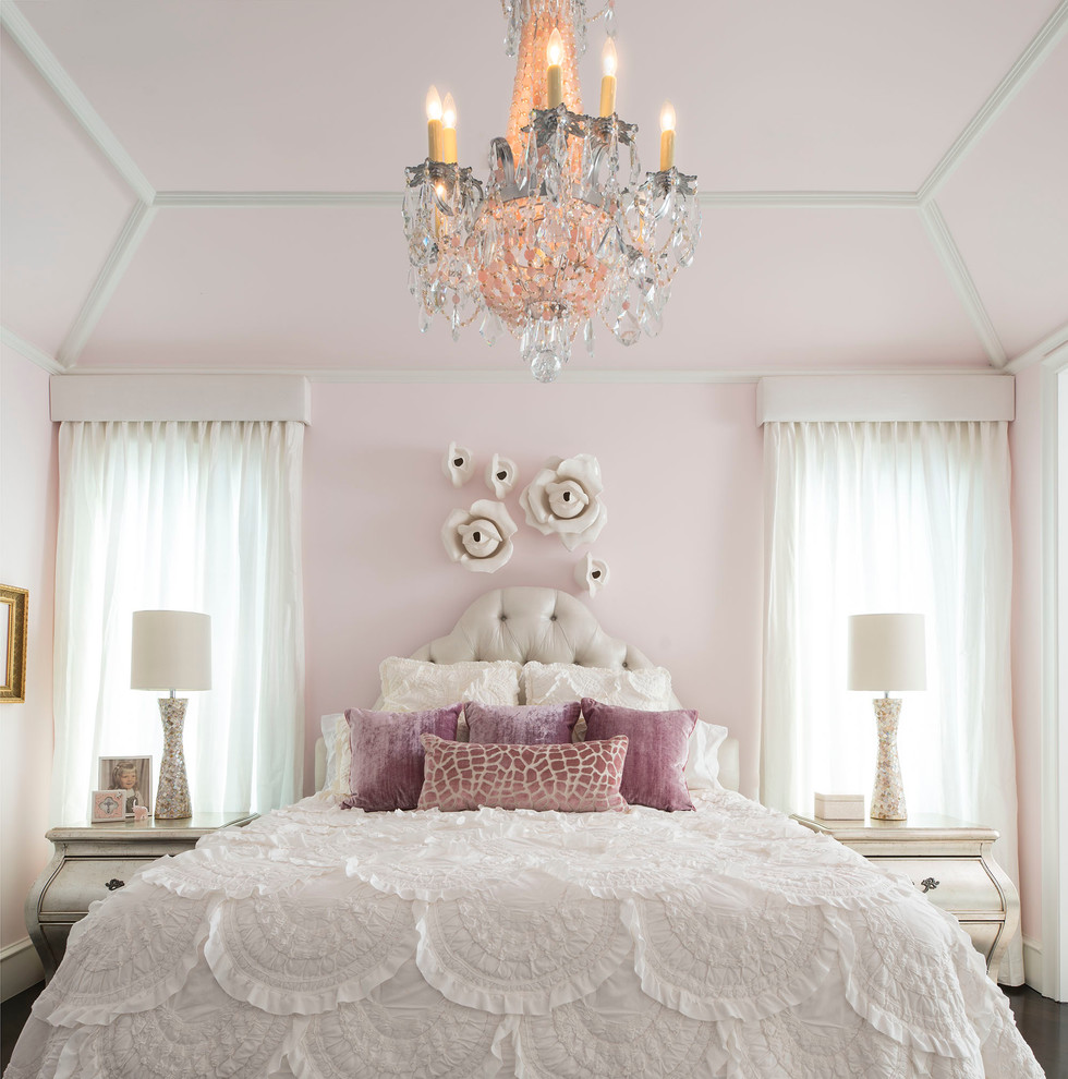 Fit for a Princess: Decorating a Girly Princess Bedroom ... on Girls Room Decoration  id=90458