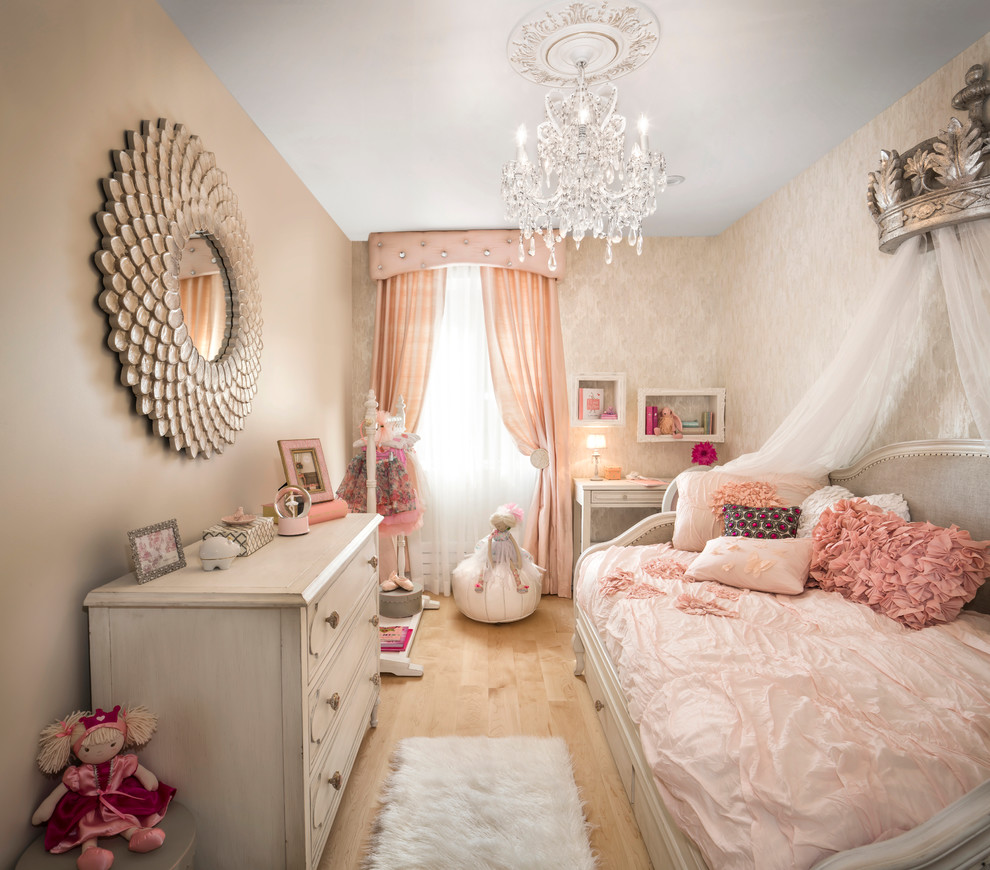 Fit for a Princess: Decorating a Girly Princess Bedroom ... on Decoration For Girls Room  id=46783