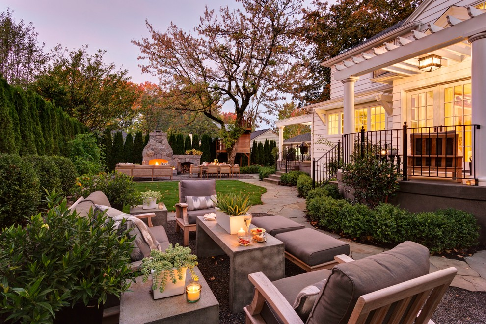Organizing the Outdoors: DIY Garden and Yard Projects ... on Cozy Patio Ideas id=75531