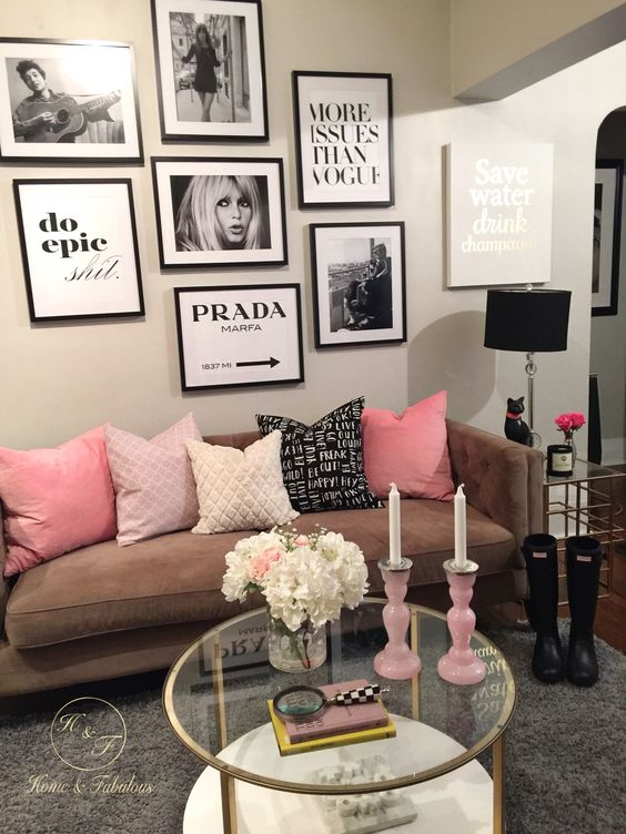 Fabulous Makeup Glam Rooms and How to Decorate Your Own ... on Makeup Room Ideas  id=45557