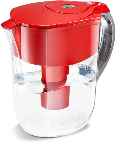 Brita Water Filters are great for ginger bug water.