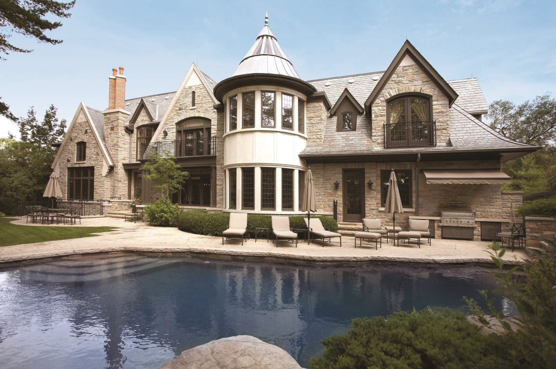 Hoggs Hollow Mansion at 31 Knightswood Road, $14.8M