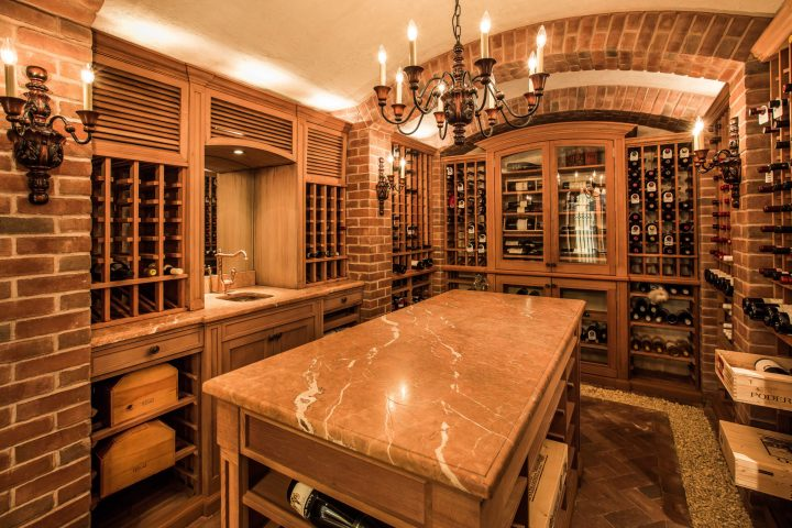 31 Knightswood Road - Wine Cellar