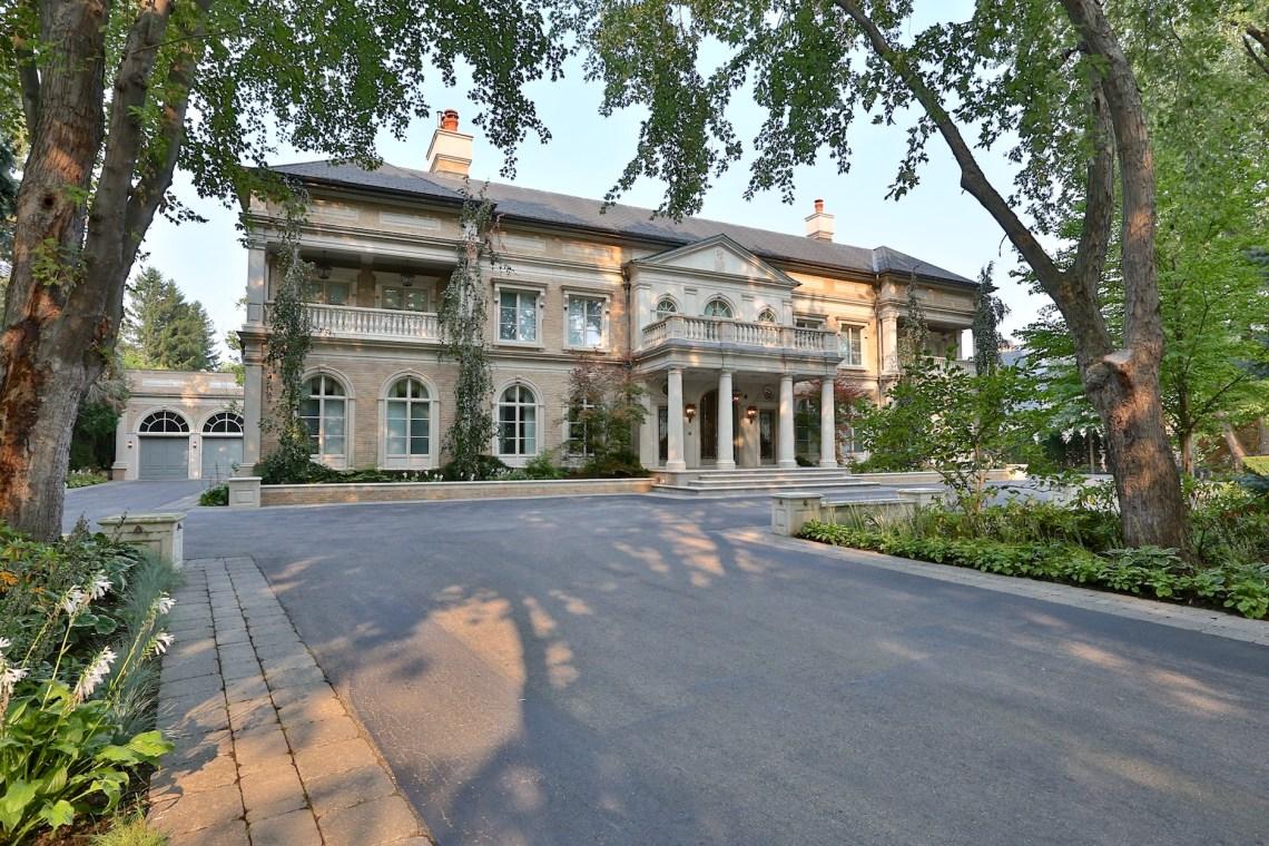 Mega Mansion 35 High Point Road Asks $18.2M