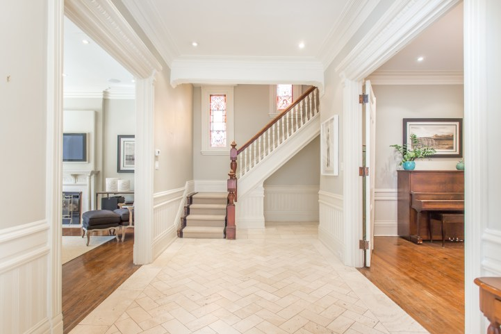 123 Bedford Road - Main Staircase