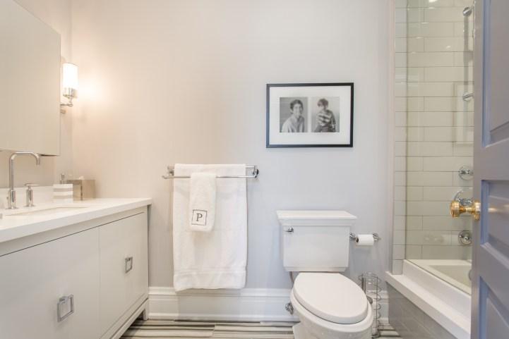 181 Crescent Road - Bathroom With Combination Tub