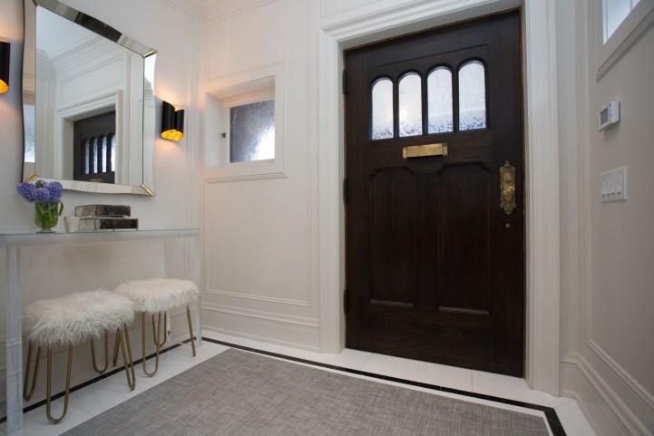 181 Crescent Road - Front Door Entry