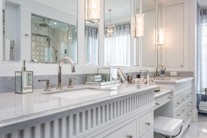181 Crescent Road - Master Bedroom Bathroom Vanity