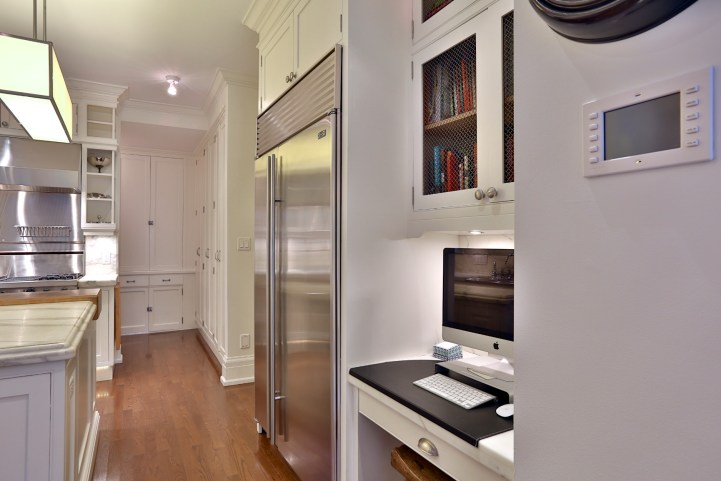 230 Russel Hill Rd - Kitchen Desk
