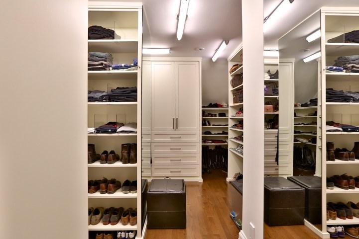 230 Russel Hill Rd - Master Closet
